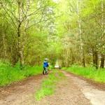 Unterwegs in Wald und Flur