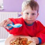 Leckeres Essen bei unserer Tagesmutti