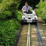 Opa und Liam auf Safari...