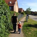 Besuchsvormittag im Kindergarten für das baldige KiGaKind