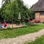Neuentdeckung: Das tolle Hofcafé Alte Zeiten