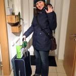 Mama geht auf Dienstreise