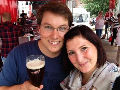 Von Hamburg geht's nach Lübeck, wo wir gemütlich übers Duckstein-Festival schlendern, bevor wir uns ein leckeres (und kinderfreies! ;)) Abendessen gönnen.