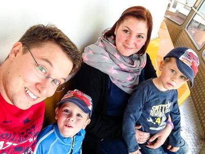 Selfie im Holstein-Turm