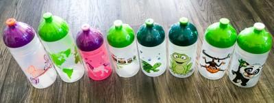Dieses Jahr verschenken wir eine Menge ISYbe-Flaschen