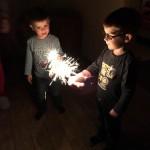 Kleines Highlight bei Oma & Opa am Nikolauswochenende