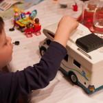 Der Playmobil-Wahn hat uns erreicht. :)