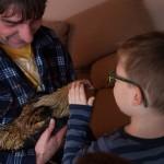 Opa präsentiert: Das Huhn