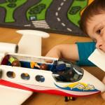 Liam bleibt der Playmobil-Linie treu.