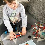 Noahs Lego-Liebe erwacht.