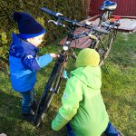 Professionelle Hilfe beim Fahrradputz