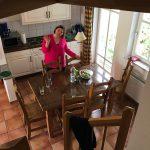 Gute Laune in der Küche :)