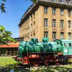 Eisenbahn-Stillleben