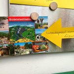 Die Karten aus dem Harz sind da. :)