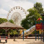 Erste Eindrücke des Freizeitparks